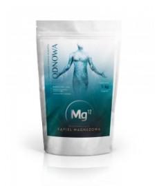 Regenerujące płatki magnezowe do kąpieli ODNOWA 1 kg Biszofit Naturalny Magnez