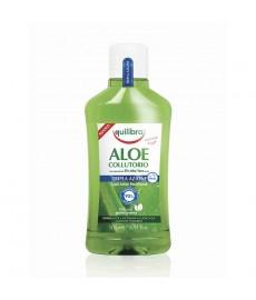 EQUILIBRA Aloesowy płyn do płukania jamy ustnej Triple Action 500 ml
