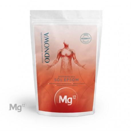 Sól Epsom 1kg (siarczan magnezu, 100% kizeryt)