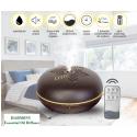 HARMONY - Ultrasonic Essential Oil Diffuser / nawilżacz powietrza, dyfuzor do aromaterapii Planet Organic