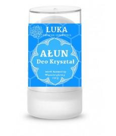 AŁUN Deo Kryształ 100% naturalny, hipoalergiczny - LUKA Organic Cosmetics