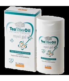Żel do higieny intymnej z olejkiem z drzewa herbacianego 200 ml Dr Muller Pharma
