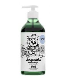 Naturalny płyn do mycia naczyń Bergamotka 750 ml/ YOPE