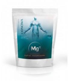 Regenerujące płatki magnezowe do kąpieli ODNOWA 4 kg