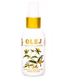 Olej z uczepu trójlistkowego 100 ml - Likwiduje zaczerwienienia, swędzenie, suchość i łuszczenie się skóry