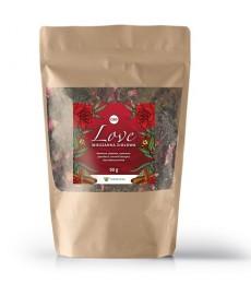 Herbata konopna CBD LOVE – mieszanka ziołowa  50 g  Verdesana