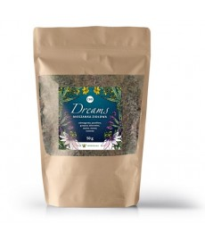 Herbata konopna CBD DREAMS – mieszanka ziołowa  50 g  Verdesana
