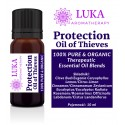 Protection Oil of Thieves 10 ml LUKA Aromatherpay wirusy bakterie grzyby