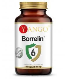 Borrelin®6 - Borelioza - Szczeć 100 kaps. Yango