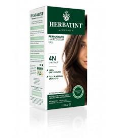 Farba do włosów Herbatint 3N KASZTAN seria NATURALNA  Antica Erboristeria