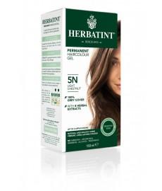 Farba do włosów Herbatint 5N JASNY KASZTAN seria NATURALNA  Antica Erboristeria