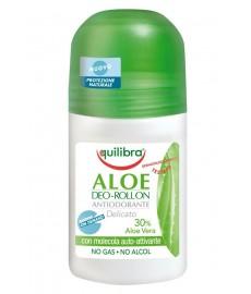 EQUILIBRA dezodorant w kulce 50 ml   Bez Parabenów, Aluminium, SLS, SLES I PEG