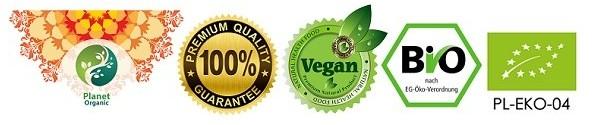 Bio produkty z orzecha kokosowego